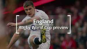 Rugby World Cup: England in profile [Video]