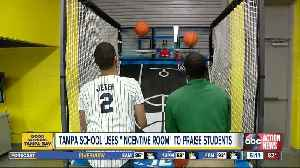 News video: School opens arcade-like 'Incentive Room' for respectful kids