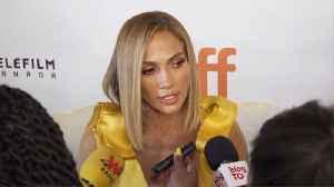 Animal rights activists target Jennifer Lopez at Toronto Film Festival [Video]
