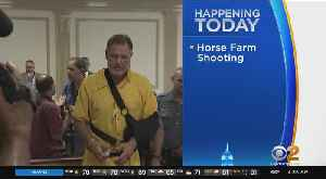 Olympian Due In Court In Equestrian Shooting [Video]