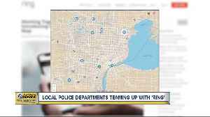 Several communities in southeast Michigan partnering with Ring surveillance [Video]