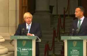 'I want to get a deal': UK PM Johnson [Video]