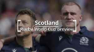 Rugby World Cup: Scotland in profile [Video]