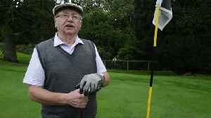 Grandfather scores his first ever hole-in-one [Video]