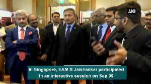 Big concerns of India include its relationship with China EAM S Jaishankar [Video]