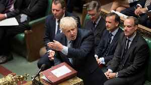 Brexit extension showdown for Boris Johnson on final day of parliament [Video]