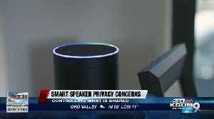 Consumer Reports: Privacy concerns with smart speakers [Video]