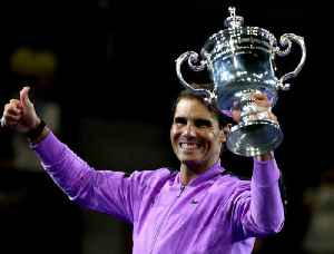 News video: Rafael Nadal Captures 19th Grand Slam Title With US Open Win