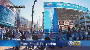 News video: Ford Field Stadium Guide