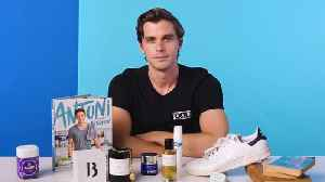 10 Things Antoni Porowski Can't Live Without [Video]