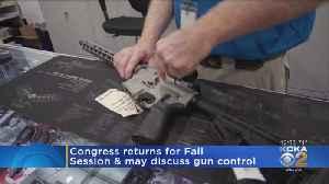 Mayor Peduto Visits Washington DC To Call For Gun Control [Video]