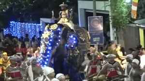 Video Captures Elephant Rampaging Through Streets Causing Mass Chaos During Sri Lankan Festival [Video]