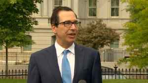 Treasury Secretary Steve Mnuchin Says Trump Administration Will Consider Tax Cuts Before 2020 Elections [Video]