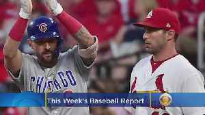 Baseball Report: NL Central Only Interesting MLB Division Race [Video]
