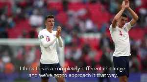 News video: England prepare for Kosovo test