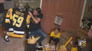 Pittsburgh Penguins Hand Deliver Season Tickets To Fans [Video]
