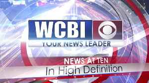 WCBI News at Ten - Sunday, September 8th, 2019 [Video]