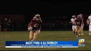 Ali Barkley y su hermano Saquon Barkley [Video]