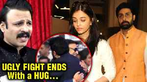 Vivek Oberoi And Abhishek Bachchan END FIGHT | FULL CONTROVERSY [Video]