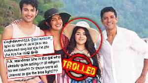 Zaira Wasim GETS TROLLED For Attending The Sky Is Pink Screening With Priyanka Chopra [Video]