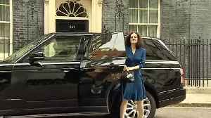 Cabinet arrive at 10 Downing Street [Video]