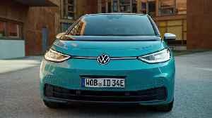 Volkswagen ID.3 - Exterior Design [Video]