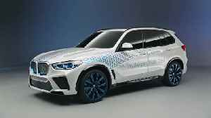 BMW i Hydrogen NEXT Explanation Film [Video]