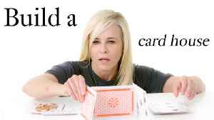 Chelsea Handler Tries 9 Things She's Never Done Before [Video]