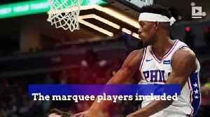 NBA Bans 'Ninja-Style Headware' for Upcoming Season [Video]