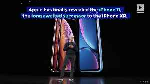 Apple Debuts New iPhone 11 [Video]