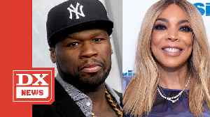50 Cent Extends Olive Branch To Wendy Williams [Video]
