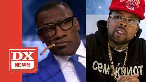 News video: Shannon Sharpe Disses Buffalo Rappers, Westside Gunn & Benny The Butcher Respond
