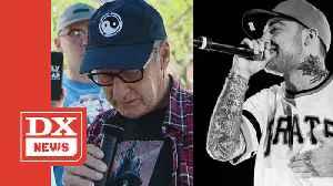 Mac Miller's Dad Reacts To Alleged Drug Dealer's Arrest [Video]