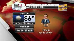 Weather Kid - Cole [Video]