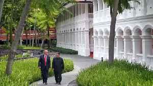 Dennis Rodman says Trump-Kim talks could 'still work' [Video]