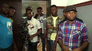 News video: Nigeria's 'Nollywood' attracts global entertainment brands