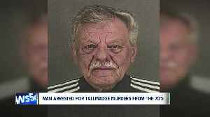 75-year-old man arrested for 2 cold case murders from the 1970s in Tallmadge [Video]