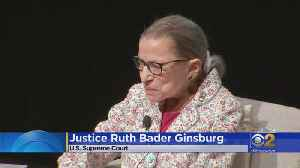 Justice Ginsburg Speaks At U Of C [Video]