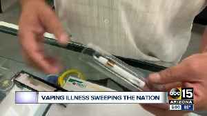 News video: Vaping illnesses sweeping the nation