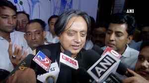 If Congress behaves like BJP, why would it get votes, asks Shashi Tharoor [Video]