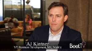 Death Of The Cookie & New Regulation Will Change Advertising: Merkle's Kintner [Video]