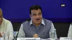 Delhi-Mumbai Expressway will be built before next elections Nitin Gadkari [Video]