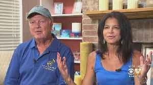 News video: Plano Couple Recalls Getting Stuck In Bahamas During Hurricane Dorian
