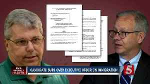 Lawsuit filed against Mayor Briley's immigration order [Video]