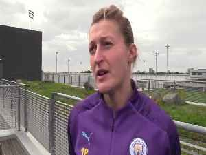 Ellen White determined to show 'passion & desire' for Man City [Video]
