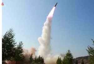 News video: N. Korea fires projectiles after U.S. talks offer