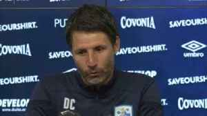 Cowley 'excited' by Huddersfield challenge [Video]