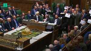 """Scuffles, Singing And Cries Of """"Shame"""" As Parliament Is Suspended [Video]"""