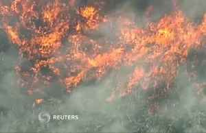 12-year-old questioned over Australia bushfires [Video]