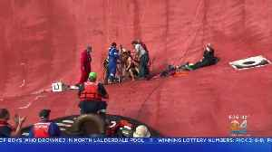 Final Four Cargo Ship Workers Freed From Ship [Video]